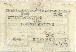 34 Scudi ITALIE  1786 PS.332 TTB+