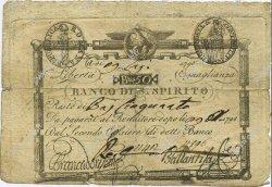50 Bajocchi ITALIE  1798 PS.523b TB