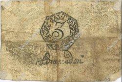 3 Bajocchi ITALIE  1798 PS.531 B à TB