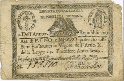 1,5 Paoli ITALIE  1798 PS.534 TB