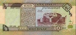 1/2 Dinar JORDANIE  1992 P.23a NEUF