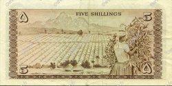 5 Shillings KENYA  1968 P.01c TTB+