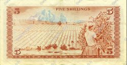 5 Shillings KENYA  1978 P.15 TTB