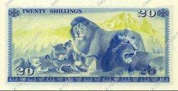20 Shillings KENYA  1978 P.17 NEUF