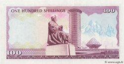 100 Shillings KENYA  1978 P.18 pr.NEUF
