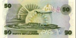 50 Shillings KENYA  1986 P.22c NEUF