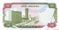 50 Shillings KENYA  1990 P.26a NEUF