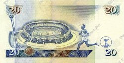 20 Shillings KENYA  1995 P.32 pr.NEUF