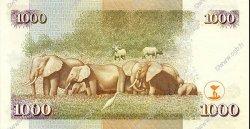 1000 Shillings KENYA  1994 P.34a SPL