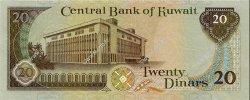 20 Dinars KOWEIT  1986 P.16a pr.NEUF