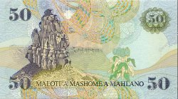 50 Maloti LESOTHO  1992 P.14a NEUF
