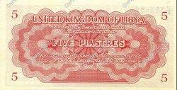 5 Piastres LIBYE  1951 P.05 NEUF
