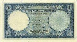 1 Pound LIBYE  1951 P.09 SUP+