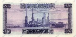 1/2 Dinar LIBYE  1972 P.34b NEUF
