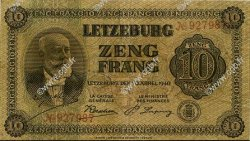 10 Frang LUXEMBOURG  1940 P.41 TTB+
