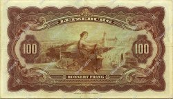100 Francs LUXEMBOURG  1944 P.47a TTB