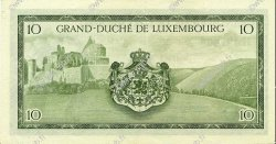 10 Francs LUXEMBOURG  1954 P.48a pr.SUP