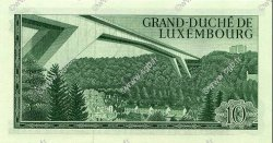 10 Francs LUXEMBOURG  1967 P.53a NEUF