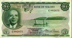 1 Pound MALAWI  1964 P.03 SPL