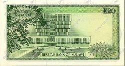 20 Kwacha MALAWI  1983 P.17a SPL+