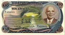 10 Kwacha MALAWI  1988 P.21b NEUF