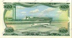 20 Kwacha MALAWI  1986 P.22a pr.NEUF