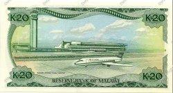20 Kwacha MALAWI  1988 P.22b NEUF