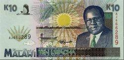 10 Kwacha MALAWI  1995 P.31 NEUF