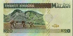 20 Kwacha MALAWI  1995 P.32 NEUF