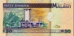 50 Kwacha MALAWI  1995 P.33 pr.NEUF