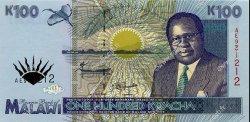 100 Kwacha MALAWI  1995 P.34 NEUF