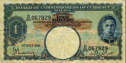 1 Dollar MALAYA  1941 P.11 pr.TTB