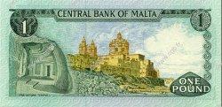 1 Lira MALTE  1973 P.31f pr.NEUF