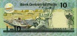10 Liri MALTE  1986 P.39 pr.SUP