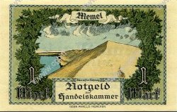 1 Mark MEMEL  1922 P.02 NEUF