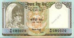 10 Rupees NÉPAL  1985 P.31a NEUF