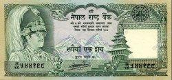 100 Rupees NÉPAL  1981 P.34c pr.NEUF