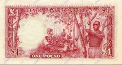 1 Pound NIGERIA  1958 P.04 pr.NEUF