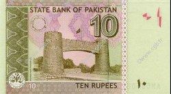 10 Rupees PAKISTAN  2006 P.45 NEUF
