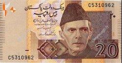 20 Rupees PAKISTAN  2005 P.46 NEUF