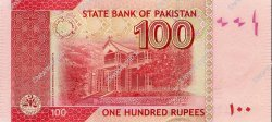 100 Rupees PAKISTAN  2006 P.48a NEUF
