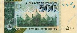 500 Rupees PAKISTAN  2006 P.49 NEUF