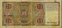 25 Gulden PAYS-BAS  1935 P.050 TB