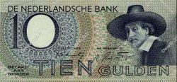10 Gulden PAYS-BAS  1943 P.059 SUP+