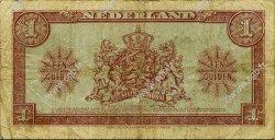 1 Gulden PAYS-BAS  1945 P.070 B+