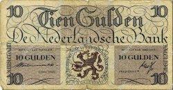 10 Gulden PAYS-BAS  1945 P.074 B