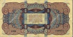 10 Gulden PAYS-BAS  1945 P.074 pr.TTB
