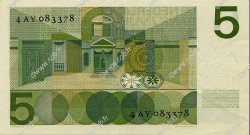 5 Gulden PAYS-BAS  1966 P.090a SUP+