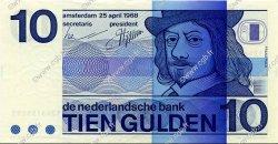 10 Gulden PAYS-BAS  1968 P.091 SPL