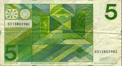 5 Gulden PAYS-BAS  1973 P.095 TTB
